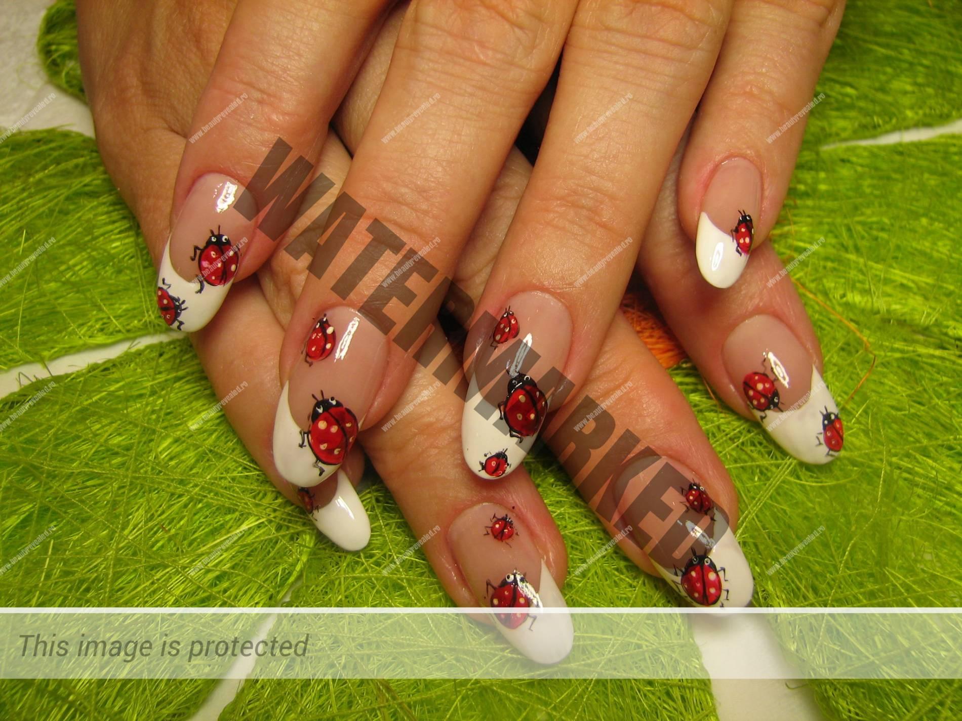Дизайн ногтей летних
