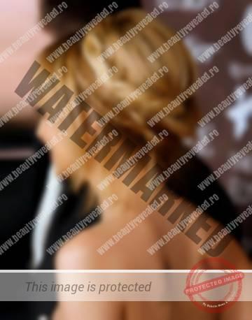 Tunsori par impletit blond saten deschis