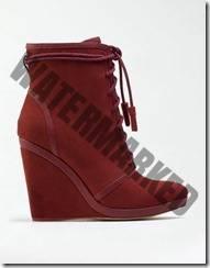 pantofi platforma Bershka rosi