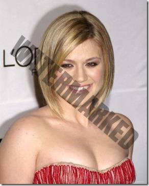 Kelly Clarkson machiaj smokey