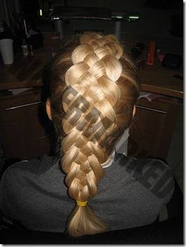 braided hair 31
