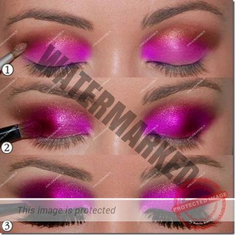makeup sep by step 10