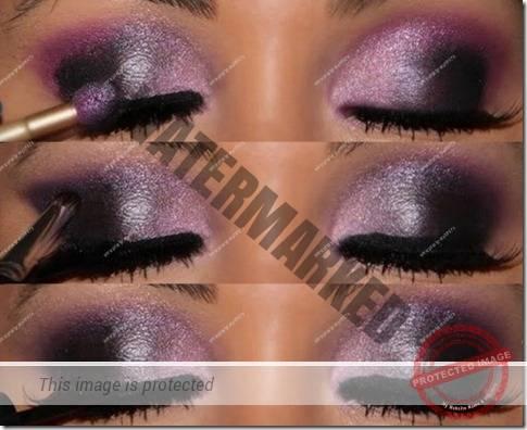 makeup sep by step 11