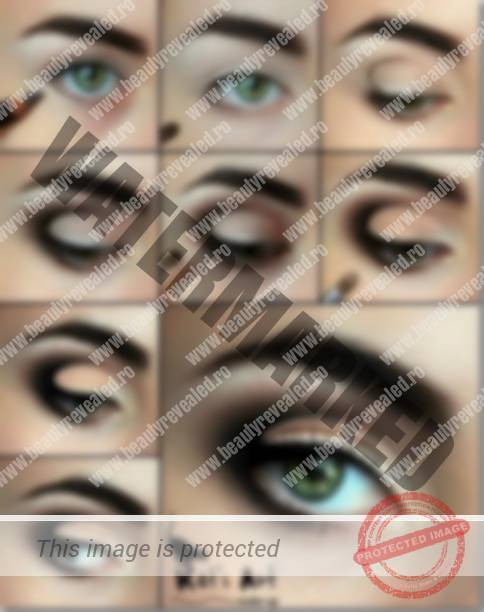 makeup sep by step 16