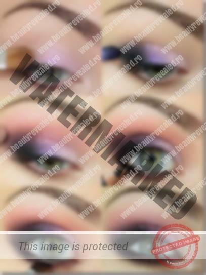 makeup sep by step 1
