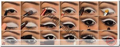 makeup sep by step 20