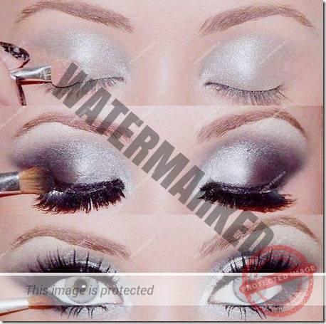 makeup sep by step 23