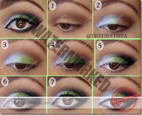 makeup sep by step 24