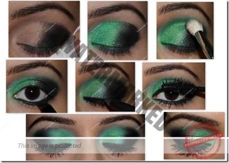makeup sep by step 25