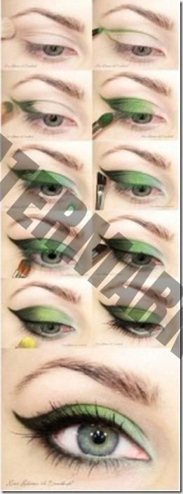 makeup sep by step 26