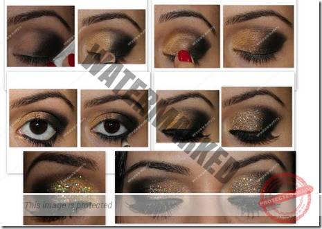 makeup sep by step 32