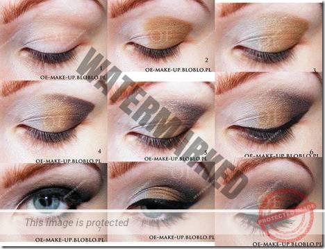 makeup sep by step 37