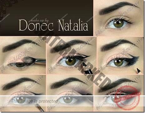 makeup sep by step 41