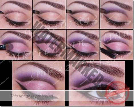 makeup sep by step 43