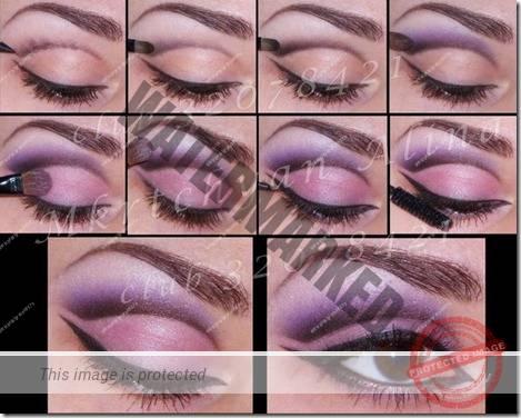 makeup sep by step 43