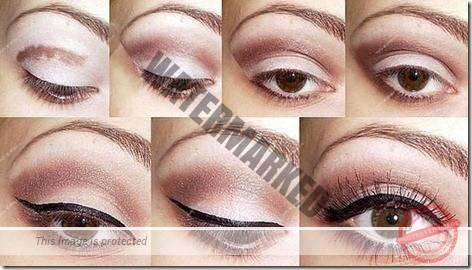 makeup sep by step 46