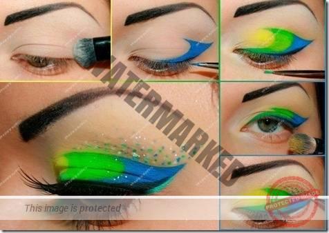makeup sep by step 49