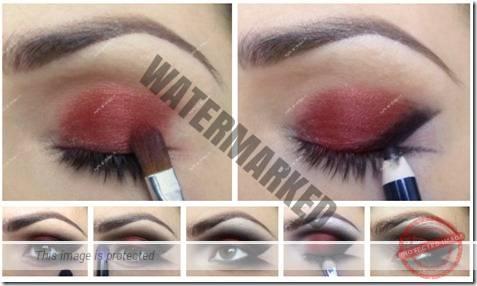 makeup sep by step 51