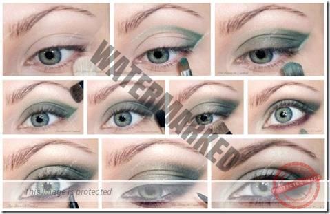 makeup sep by step 52