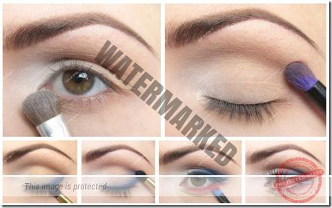 makeup sep by step 53