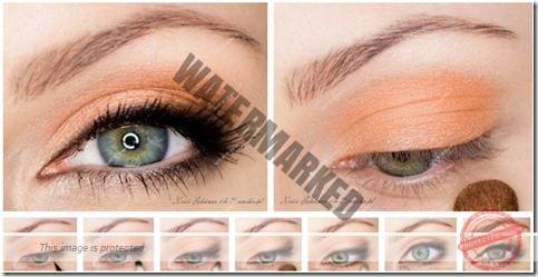 makeup sep by step 54