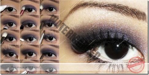 makeup sep by step 56