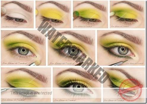 makeup sep by step 67