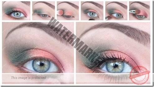 makeup sep by step 71