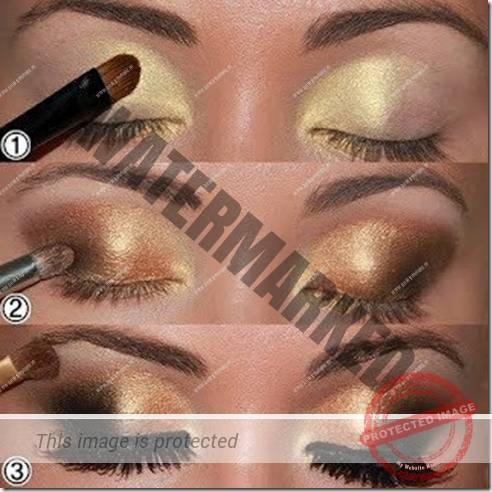 makeup sep by step 76