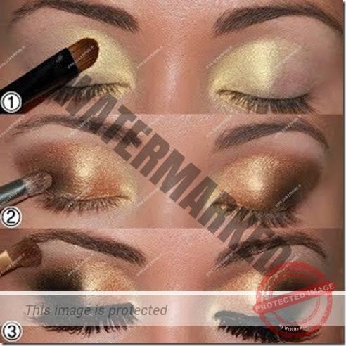 makeup sep by step 76