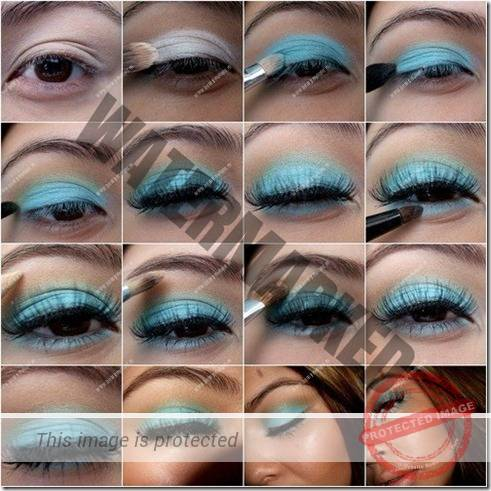 makeup sep by step 79