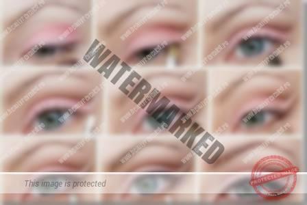 makeup sep by step 7