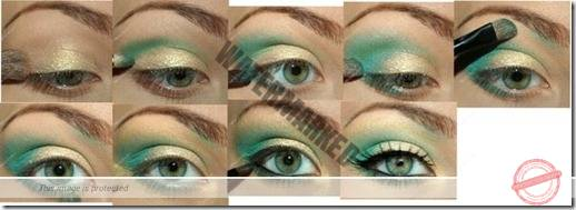 makeup sep by step 84