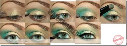 makeup sep by step 84