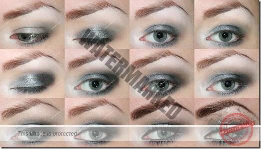 makeup sep by step 85