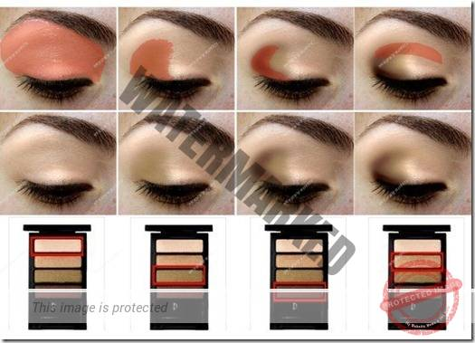makeup sep by step 86