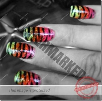 manicure 208
