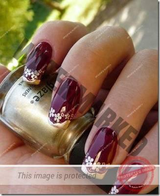 manicure 443