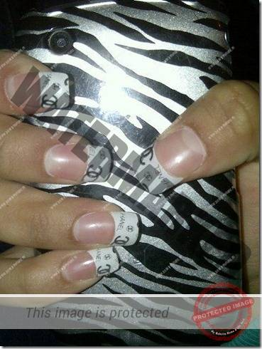 manicure 496