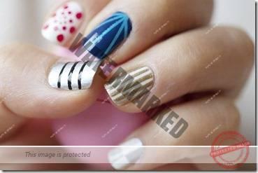 manicure 543