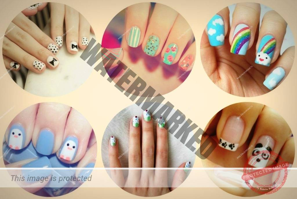 nails-collage