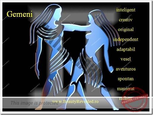 3 calitatiile zodiilor gemeni