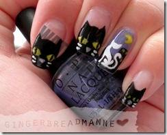 Halloween manicure 5