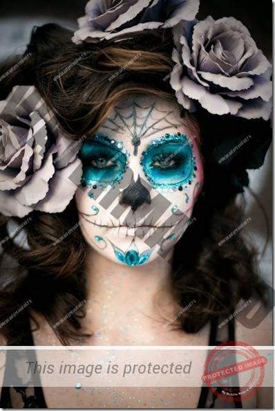 halloween makeup 4