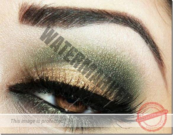 brown eyes makeup 109