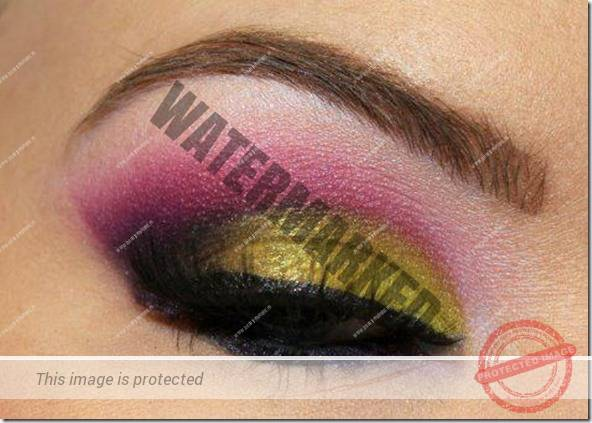 brown eyes makeup 150