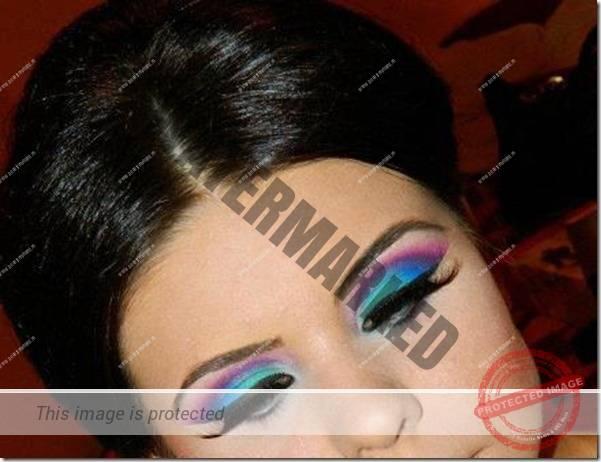 brown eyes makeup 167