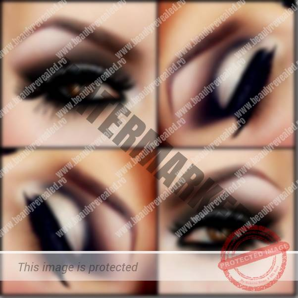 brown eyes makeup 219