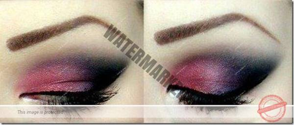 brown eyes makeup 242