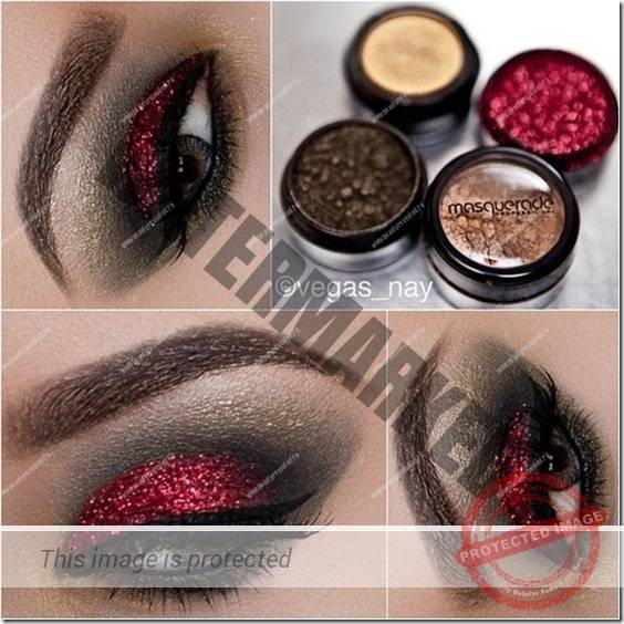 brown eyes makeup 294